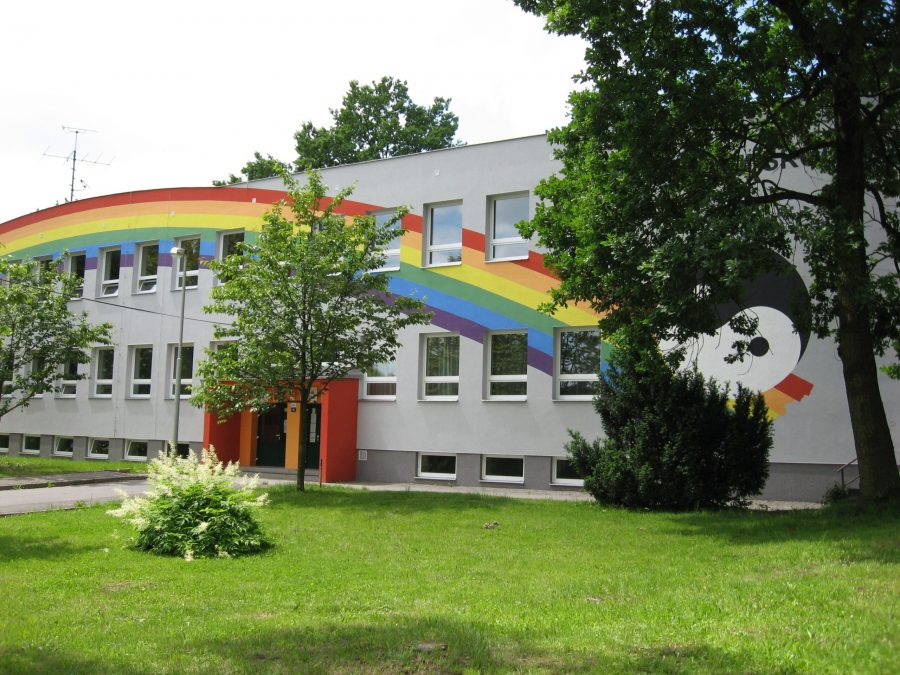 Budova Trnkovecká